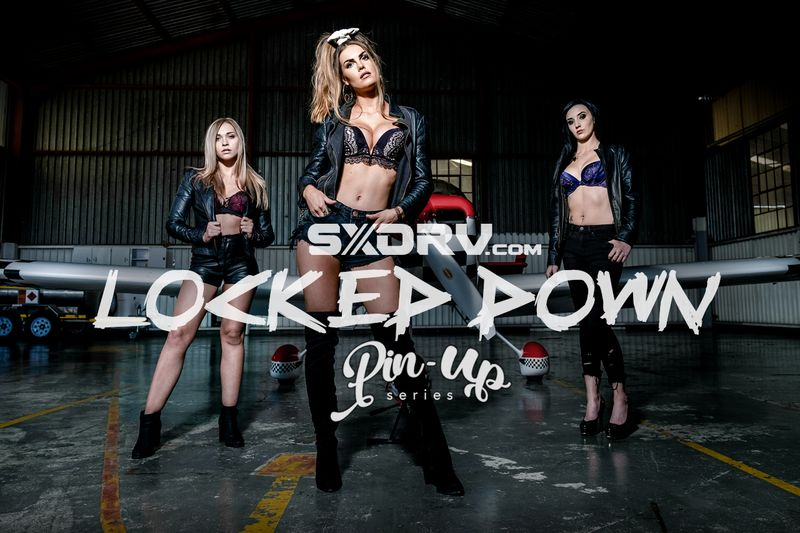 Babes,SXdrv,Lockdown,2020,Pinup,Shoot,RX8,RX7,350Z,Carmi May,Robyn Irwin,Charne Jones,